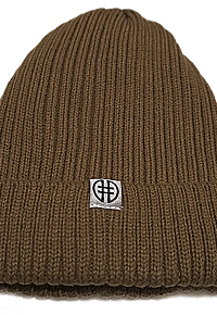 BEANIE HAT - TAUPE Image